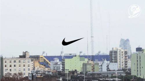 Nike / The day the stadium spoke