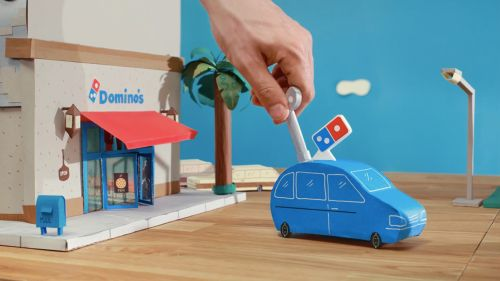 Domino's / Pan Pizza